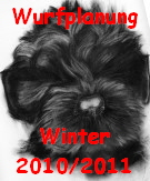 Wurfplanung    Winter 2010/2011